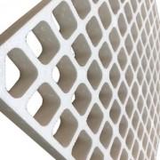 Forro Colmeia de Isopor 618 x 618 x 37mm c/ 35 pçs ( Caixa)