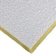 Forro em Lã de Vidro Isover Forrovid Boreal Branco 15mm (Caixa)