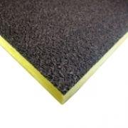 Forro em Lã de Vidro Isover Forrovid Boreal 20mm (Caixa) Preto