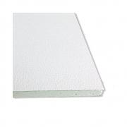 Forro Gesso Removivel Com Pelicula De Pvc e Aluminizado T-Clean 1250 x 625 x 8mm (caixa)