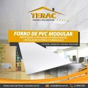 Forro PVC Modular Precon 10 X 625 X 1250 mm (Caixa)