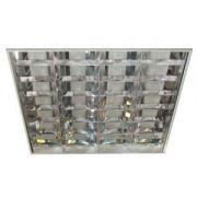 Luminária de Embutir para Forro 618 x 618mm