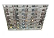 Luminária de Embutir para Forro Modular e Gesso 1242 x 618 mm