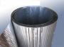 Aluminio Corrugado esp. 0,40 sem barreira (rolo)