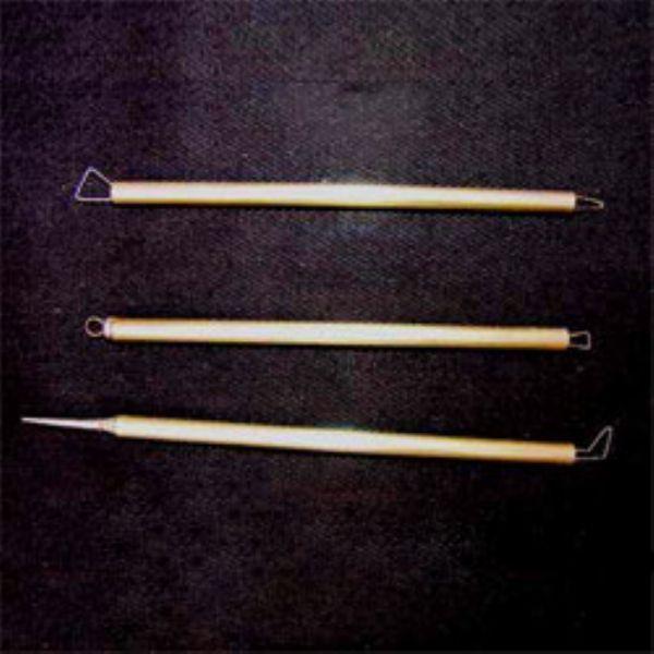 AA3 - Jogo de 3 estecas para detalhes