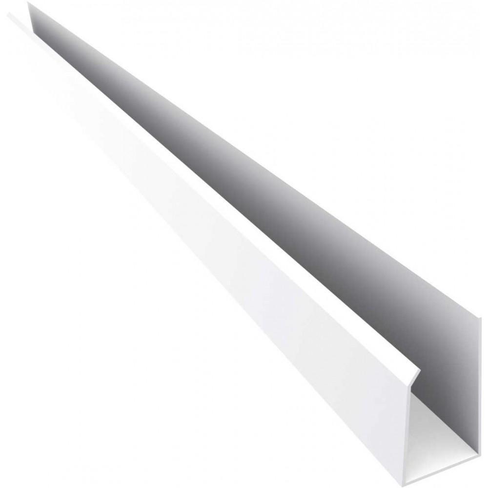 Acabamento (Roda Forro ) Forro PVC Convencional Branco 6mt - (Pç)