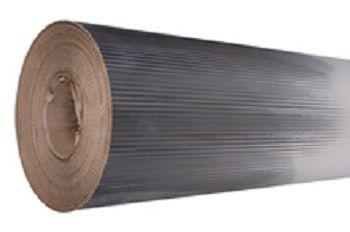 Aluminio Corrugado esp. 0,15 com barreira (rolo)