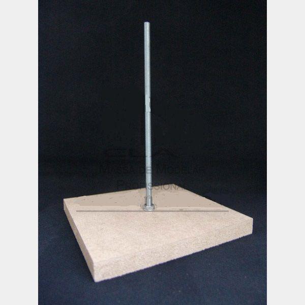 Base quadrada simples