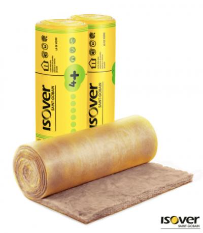 Manta Lã de Vidro Wallfelt 4+ esp. 50mm c/ 15m2 (Rolo)