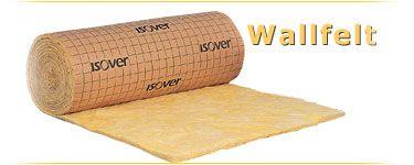 Feltro Lã de Vidro Wallfelt 4+ esp. 50mm c/ 7,5m2