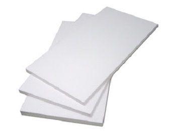 Forro de isopor Natural ( Sem Textura)  1.250 x 625 x 20mm (Caixa)