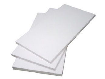Forro de Isopor Natural ( Sem Textura)  1.250 x 625 x 40mm (caixa)