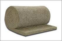 Manta Lã de Rocha com tela Dens. 64 x 50mm ( Rolo)