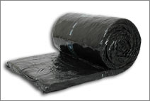 Manta Lã de Rocha ensacada dens. 32 x 25mm (rolo)