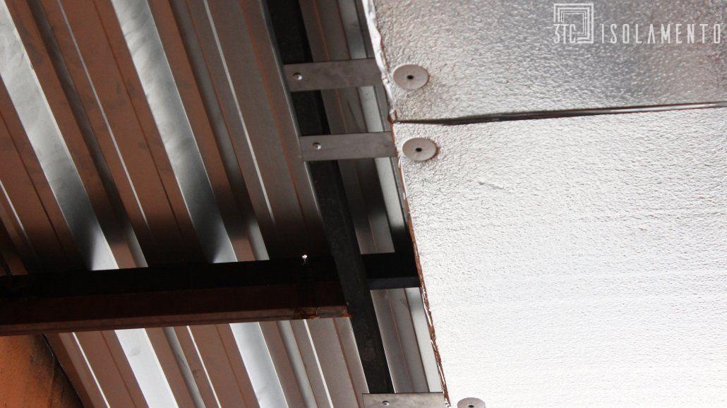 Manta Térmica 3TC esp. 10mm -  4 x 1,20m  ( Rolo)