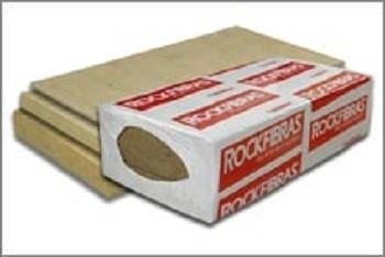 Painel lã de rocha D. 48 x 50mm (pct)