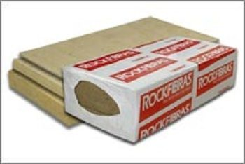 Painel lã de rocha D. 64 x 50mm (pct)