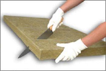 Painel lã de rocha D. 64 x 50mm (pct)-Ibar