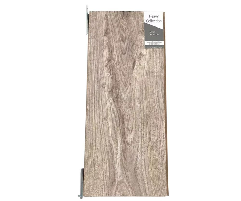 Piso Laminado Clicado EspaçoFloor Kaindl Heavy Collection 37126 Minsk AH - Cx 2,39m2