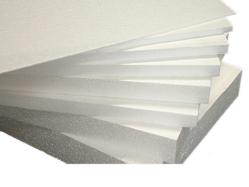 Placa de Isopor P1 esp. 5cm - med. 1 x 1m