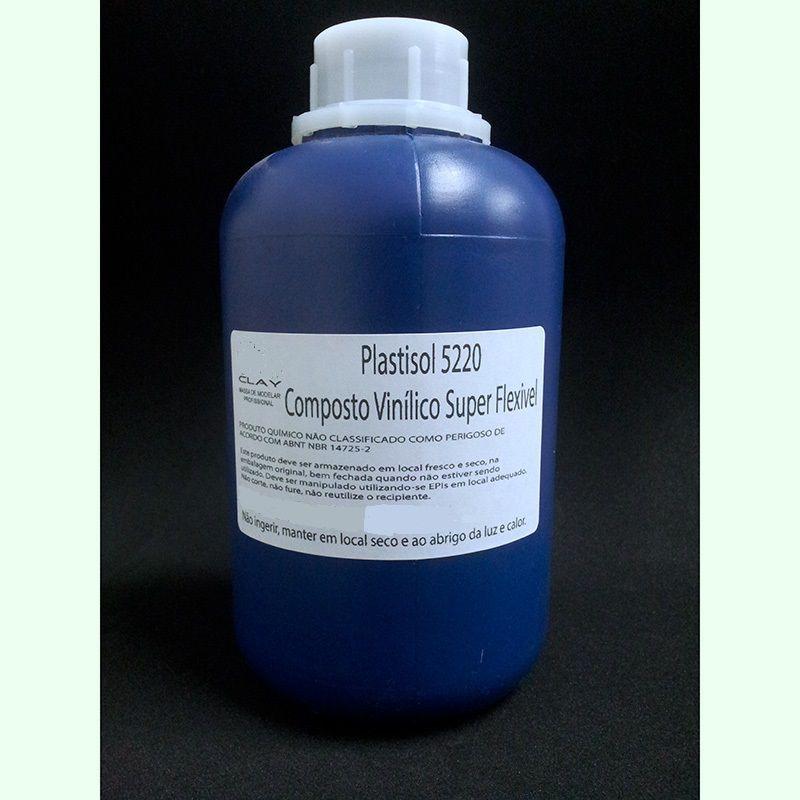 Plastisol - Vinil Super Flexivel 5220