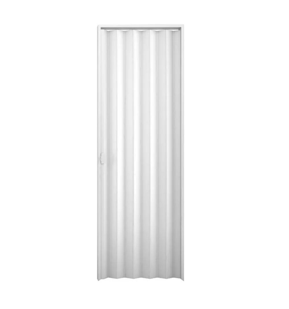 Porta Sanfonada Plasbil Branca 210cm