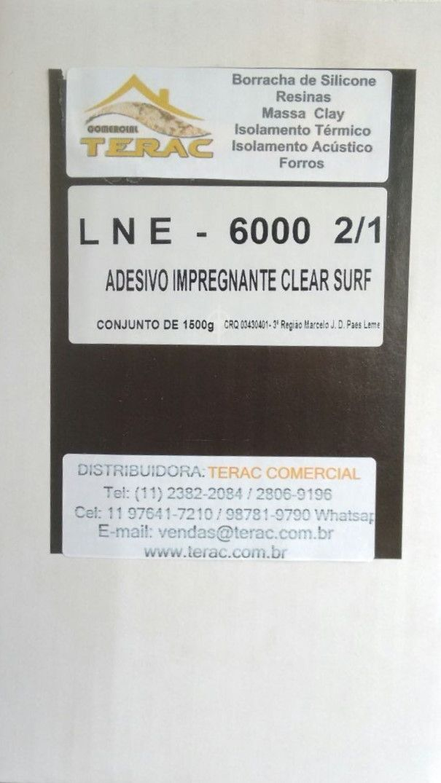 Resina Epoxi para Prancha de Surf - Kit 1,5 Kgs