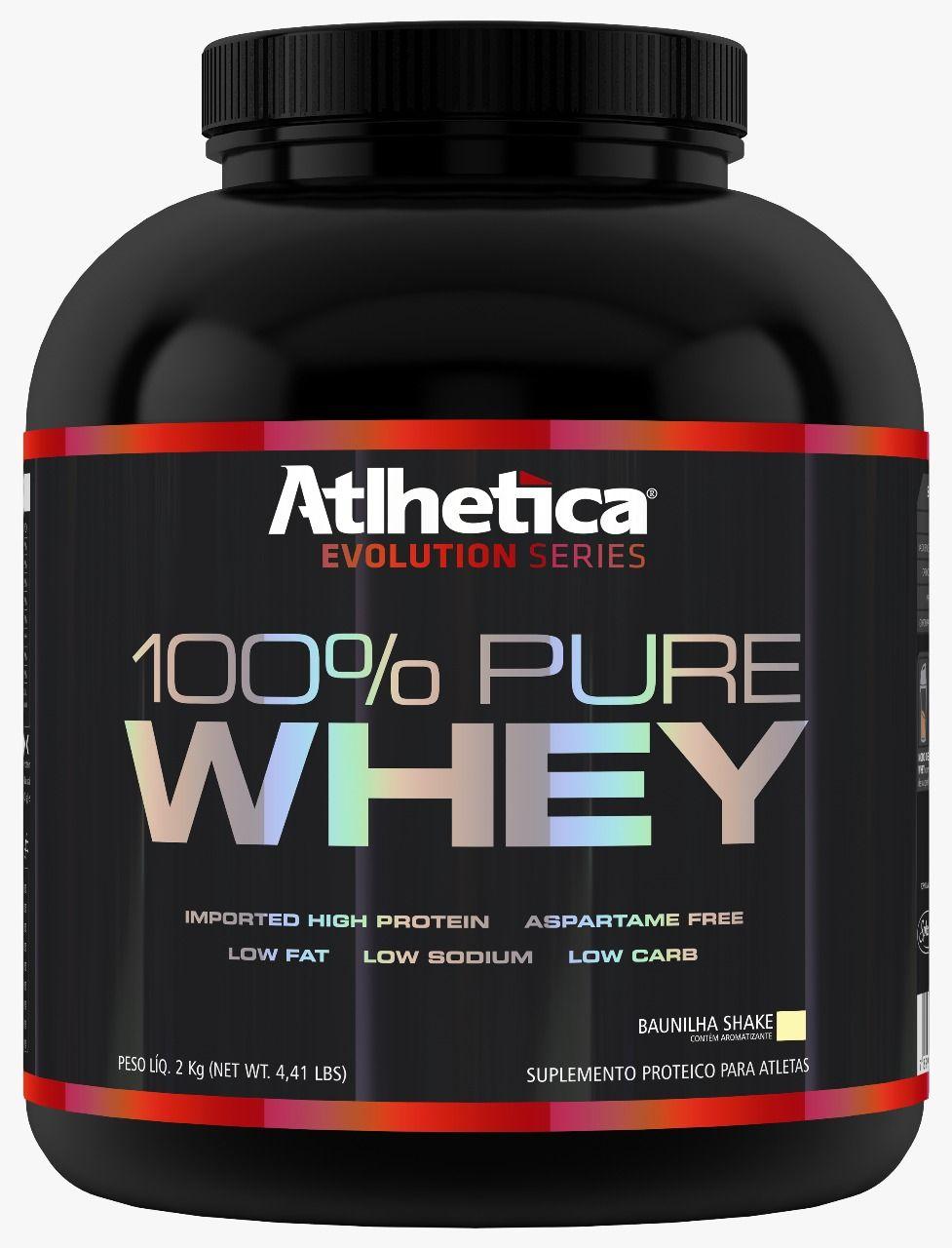100% Pure Whey 2KG  - KFit Nutrition