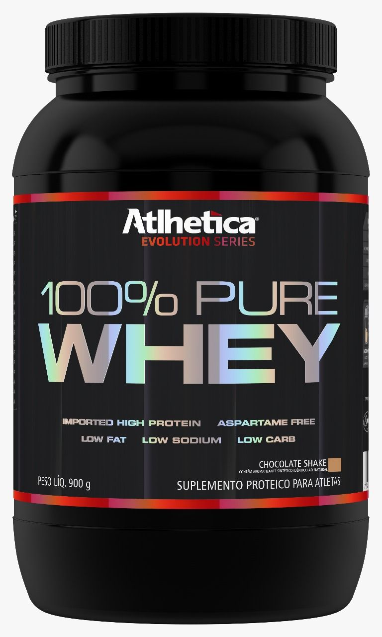 100% Pure Whey 900G  - KFit Nutrition