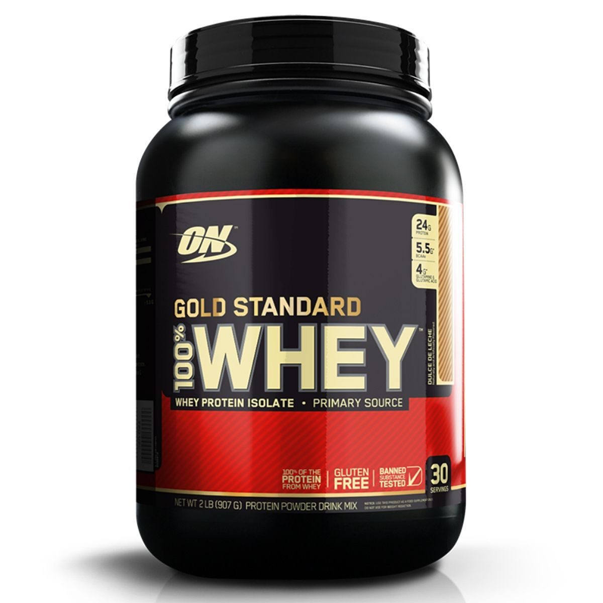 100% Whey Gold Standard 1090G - Optimum Nutrition  - KFit Nutrition