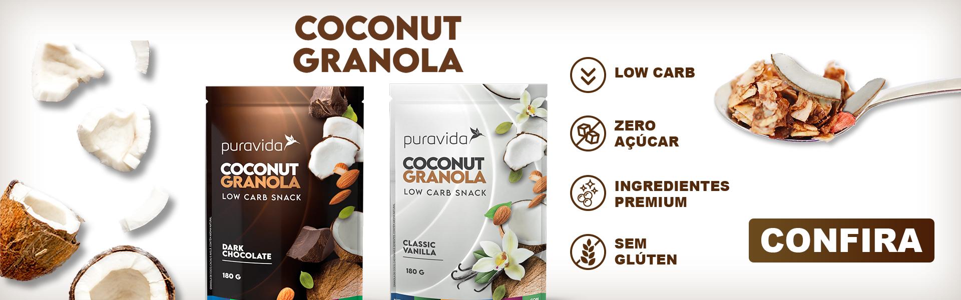 Coconut Granola 180g