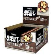 Best Whey Protein Ball Cookies & Cream (CX 12 Unidades 50g) - INATIVO