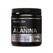 100% Pure Beta Alanina 150g - Probiótica