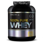 100% Pure Whey 2kg Baunilha Probiótica
