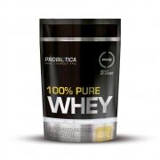 100% Pure Whey Refil 825g Baunilha - Probiótica