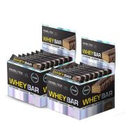 2 Caixa de Whey Bar Coco Probiótica 24 unidade cada