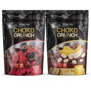 2 Un Choko Crunch 555g (1Un Frutas Verm 1 Un Choc C/ Banana)