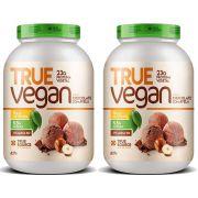 2 Un True Vegan Chocolate Com Avela 837g -  True Source