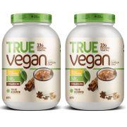 2 Un True Vegan Vanilla 837gProteina Vegana True Source