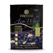 Açaí Whey Essential Sachê 35G - Essential Nutrition