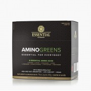 Aminogreens 30 Sachês -  Essential Nutrition