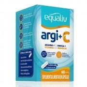 Arginina e Vit C 30cáps - Equaliv
