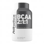 Bcaa 2:1:1 Atlhetica Nutrition 120 Caps