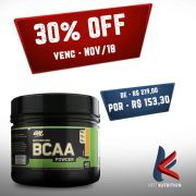 BCAA POWDER 260G Vencimento Curto Optimum Nutrition