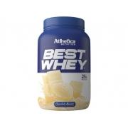 Best Whey 900g Atlhetica Chocolate Branco