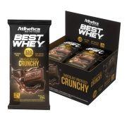 Best Whey Chocolate Proteico Crunchy 25g - Cx 12 Un