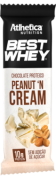 Best Whey Peanut N Cream Chocolate Proteico Branco Atlhetica
