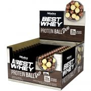 Best Whey Protein Ball Ball Duo (CX 12 Unidades 50g) Atlhetica