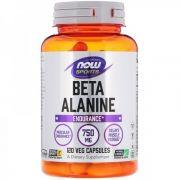 Beta Alanine Now - 120 Caps