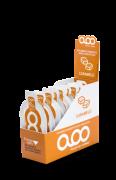 Caixa AOO Gel com 10 Sachês de 32G Caramelo